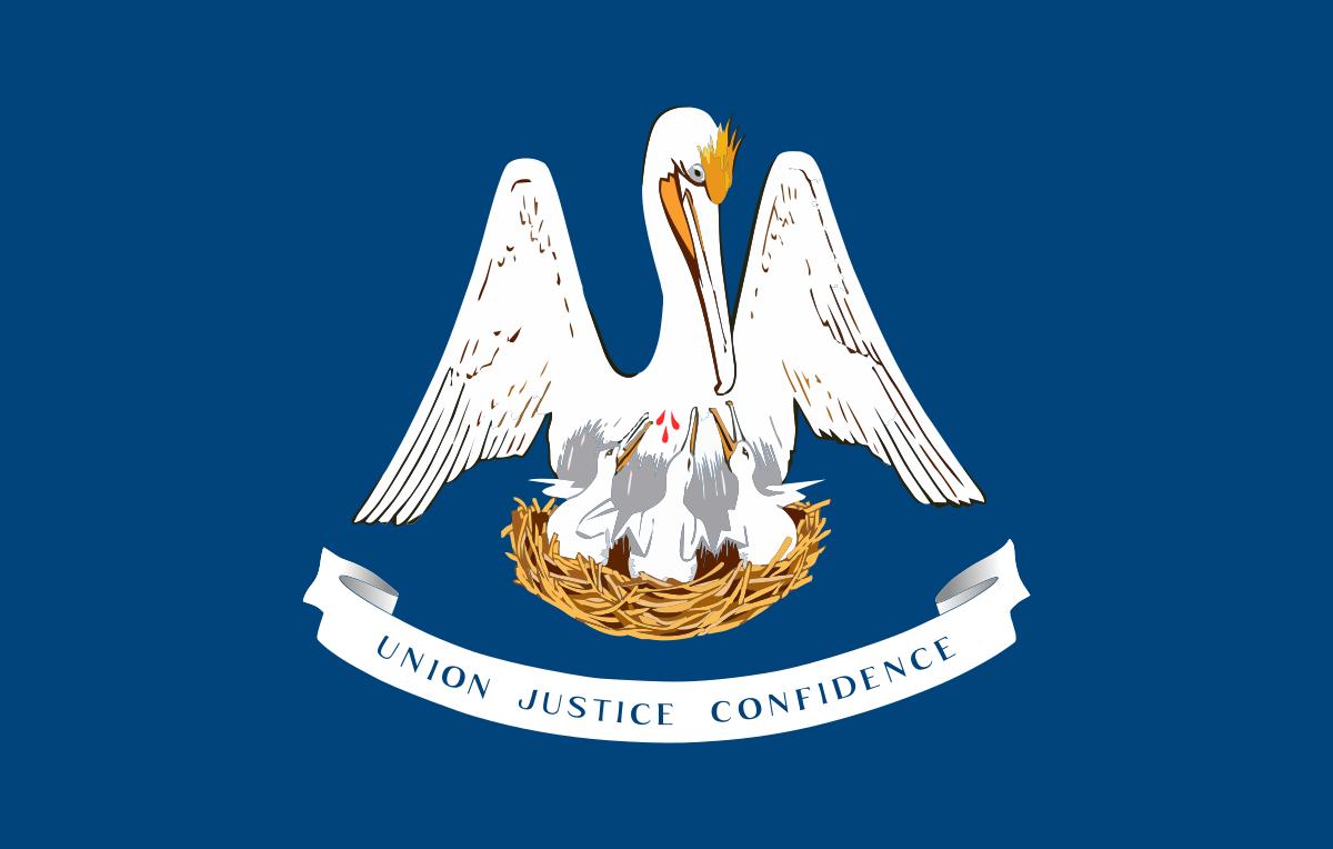 Lousiana Flag
