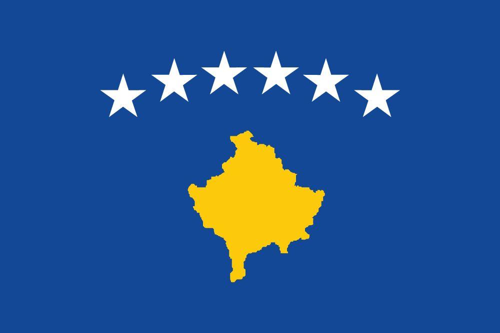 Kosovo Flag