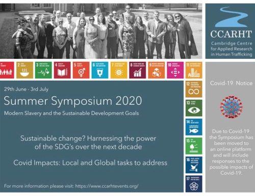 CCARHT Summer Symposium 2020