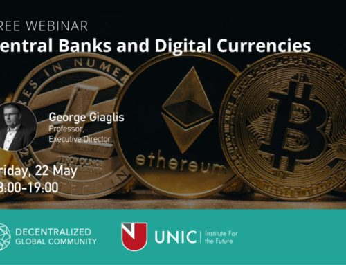 Central Banks and Digital Currencies by Professor George Giaglis