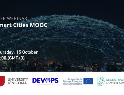 Smart DevOps – Smart Cities MOOC – Webinar