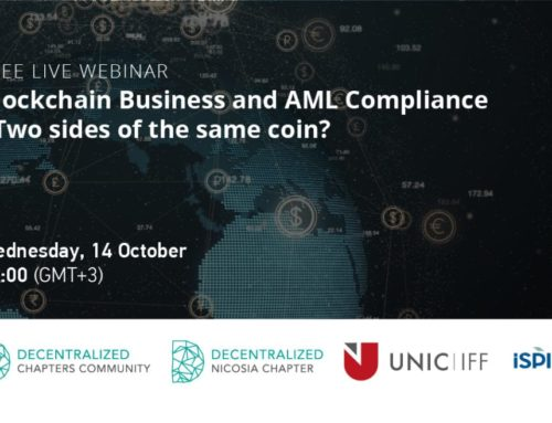 Blockchain Business and AML Compliance – Two sides of the same coin?