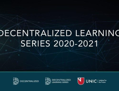 Decentralized Learning Series 2020 – 2021