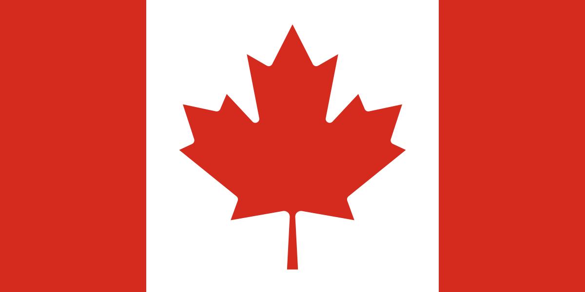 Saskatoon Canada Flag
